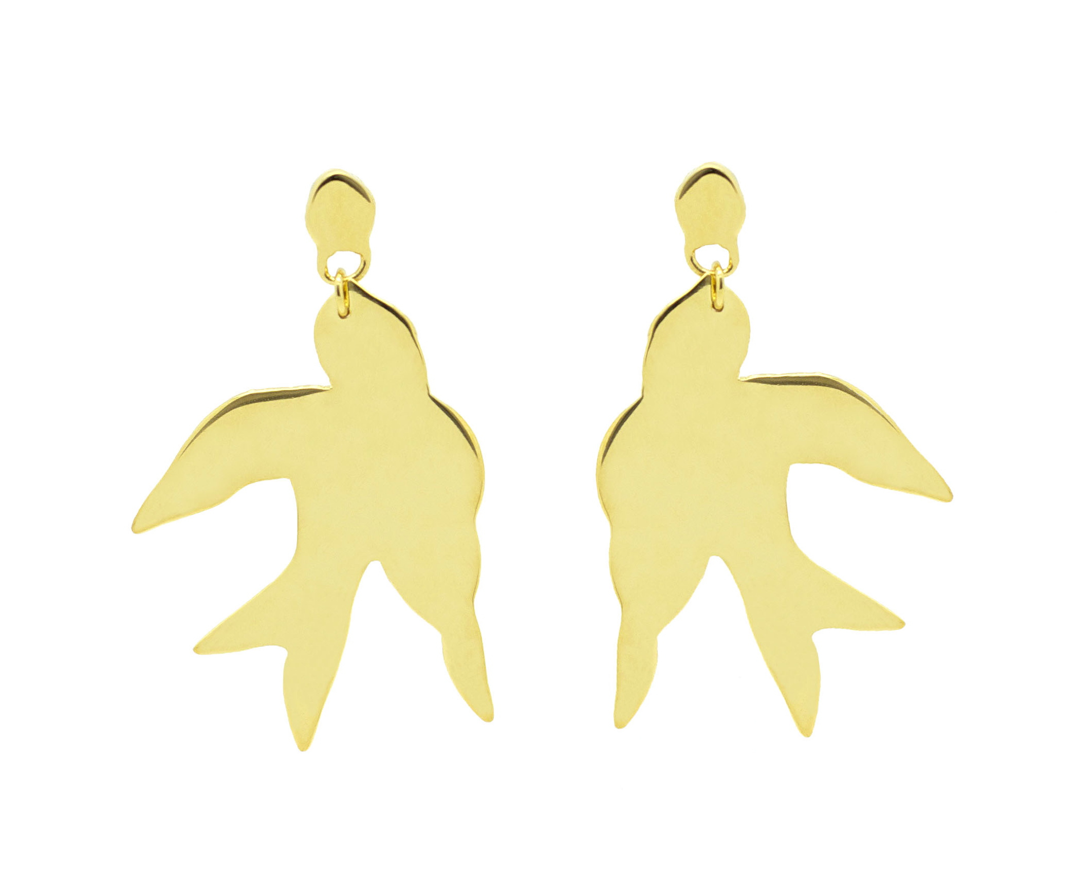 Soaring Bird Earrings
